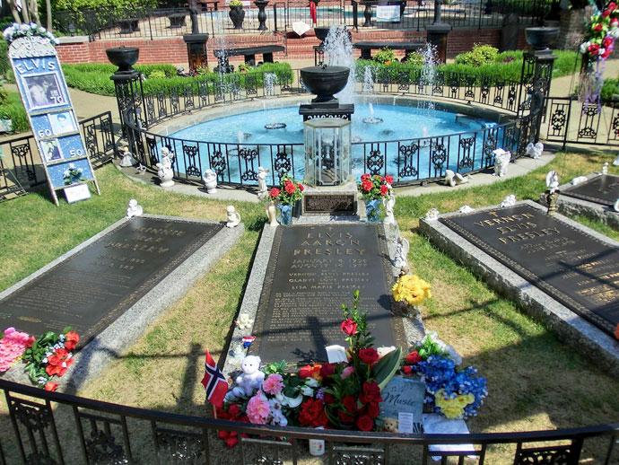 Elvis Begravelse