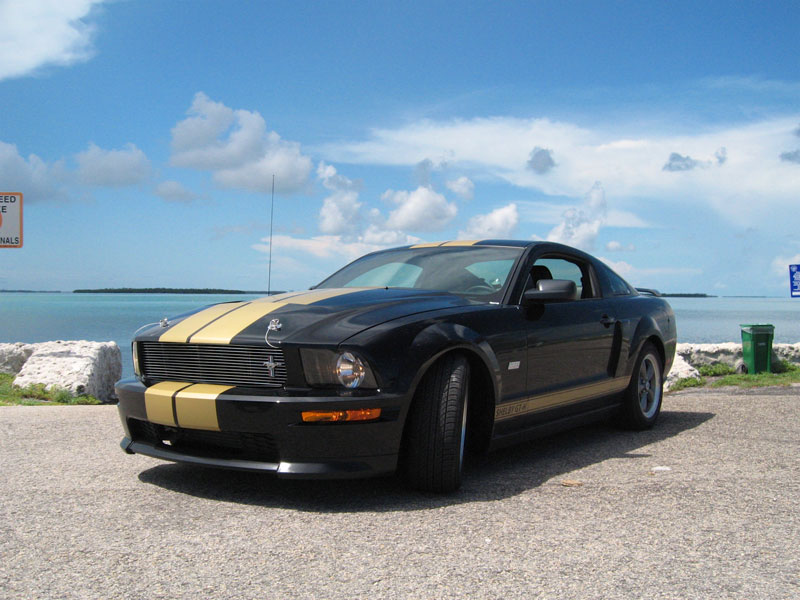 2006 Shelby GT-H Ford Mustang Fastback