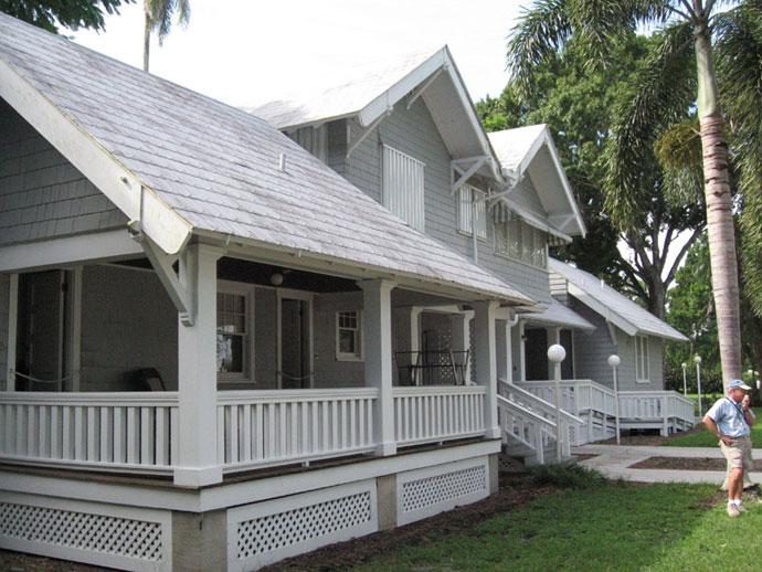 Edison og Ford's Winter Estate i Fort Myers
