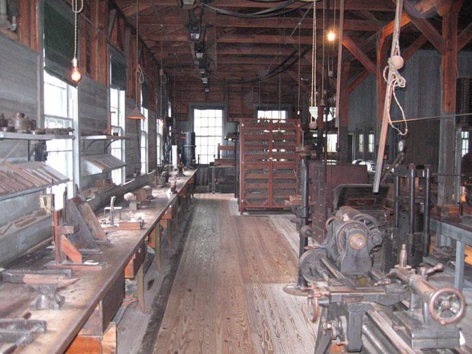 Thomas Edison museum i Fort Myers, Florida