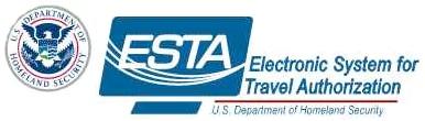 Registreret i ESTA