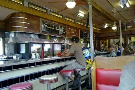 The Farmers Diner, Quechee, VT – Roadtrip 2009