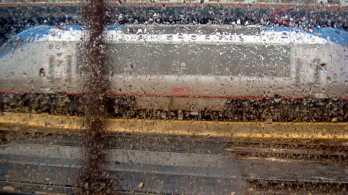 Med Amtrak tog på USAs østkyst – DC via Philly til NYC