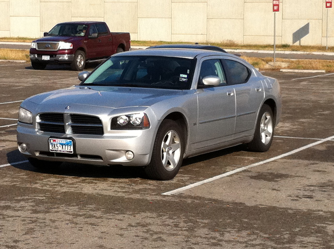 Billeje i USA, Dodge Charger