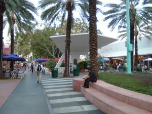 Det kendte strøg på South Beach Miami