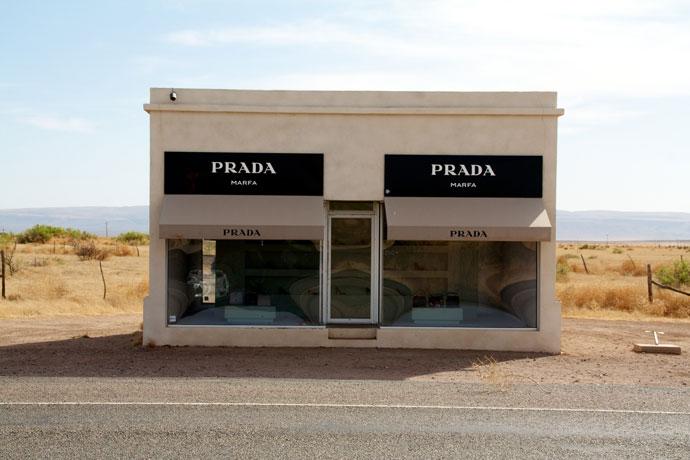 Prada Marfa – fed udkants kunst