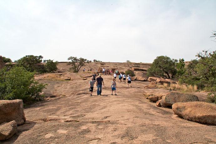 Enchanted Rock – et bjerg alle kan bestige