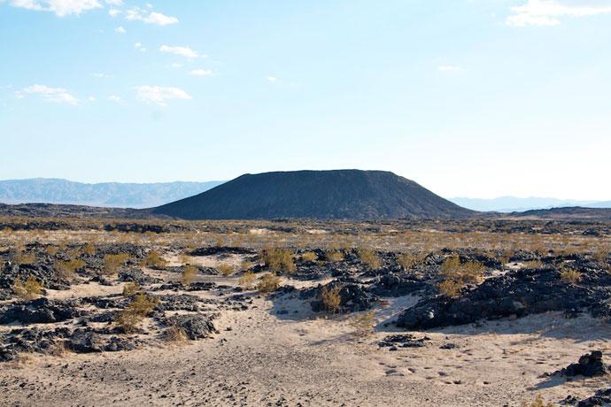 Vulkaner, smølfer og Abernes Planet på Route 66
