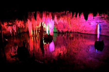 Meramec Caverns på Route 66