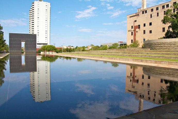 Oklahoma City Memorial og Route 66 museer