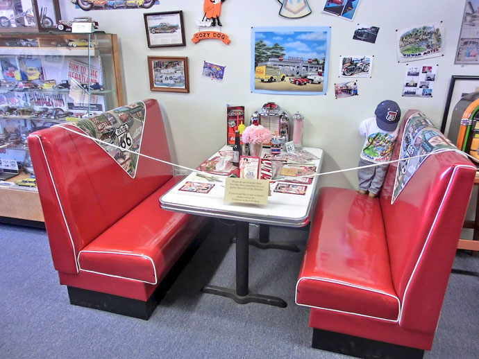 Route 66 museum Victorville