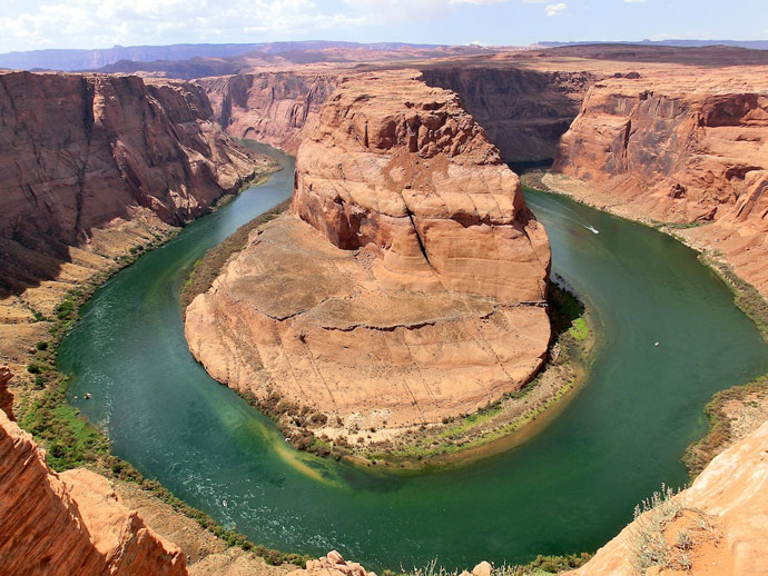 Navajo Bridge og Horseshoe Bend