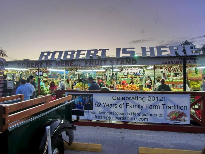 Verdens sejeste grønthandel i Florida