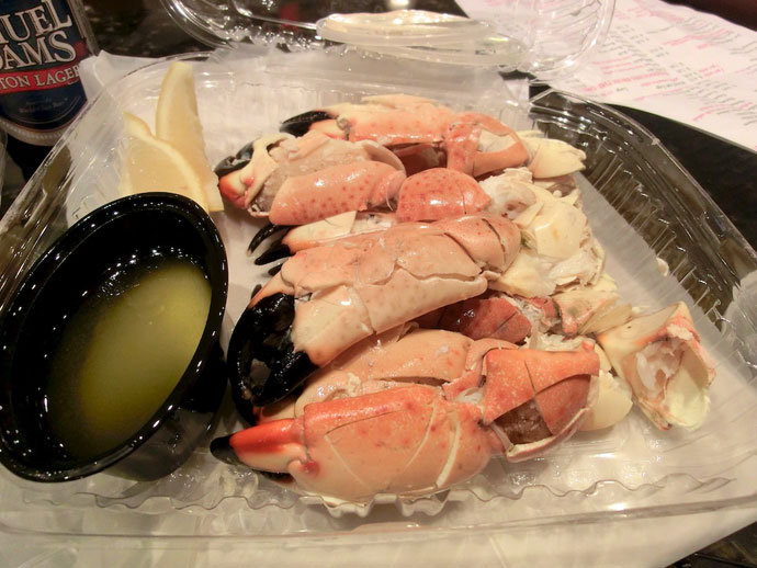 Joe's Stone Crab i Miami South Beach