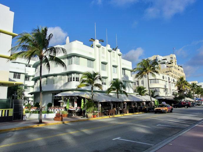Billig overnatning i Miami