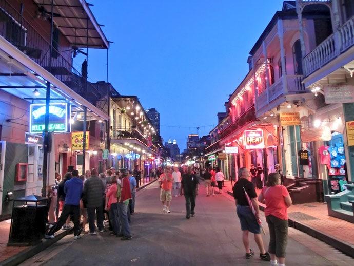 New Orleans – indtryk og gumbo