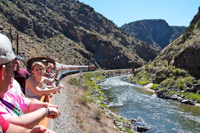 Royal Gorge Railroad, Colorado