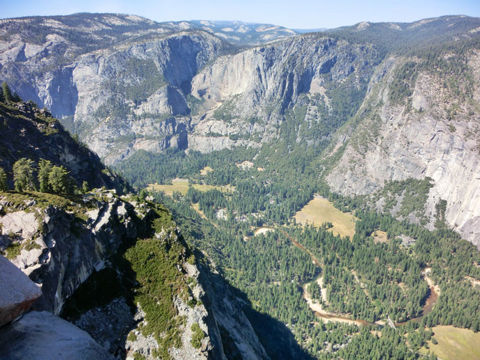 Glacier Point, Yosemite Natl. Park