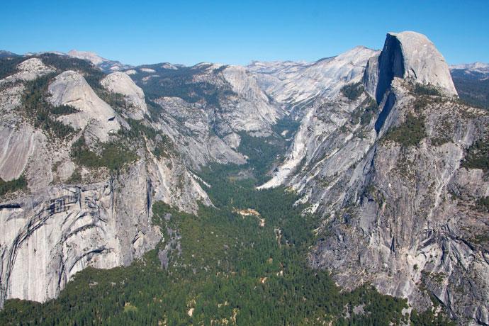 Glacier Point, Yosemite Natl. Park