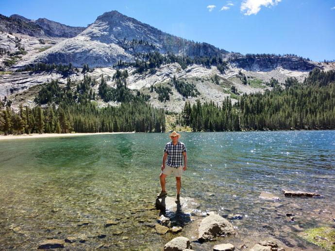 Yosemite Natl. Park og Tioga Pass