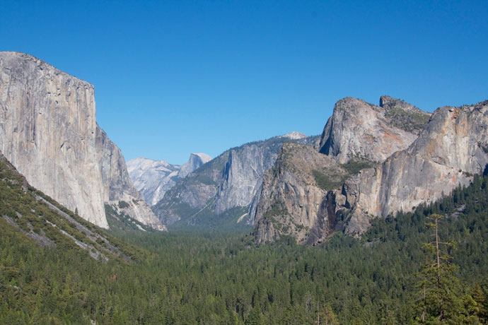 Yosemite Valley, Yosemite Natl. Park