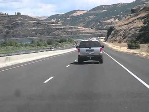 Lidt video fra vejen i Oregon og Utah, Roadtrip 2010