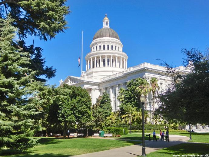 State Capitol i Sacramento