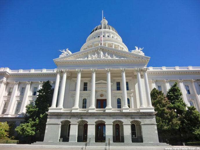 Sacramento og State Capitol