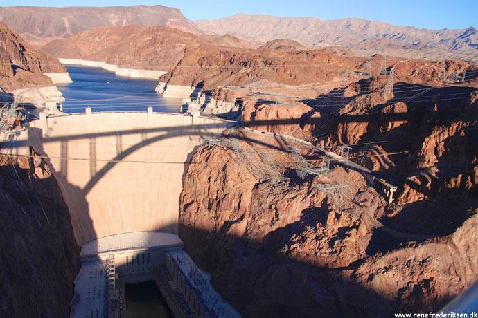 Ud af Las Vegas mod Hoover Dam