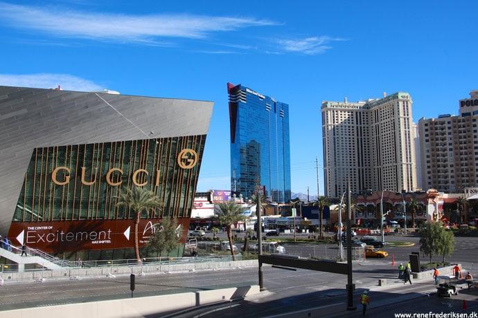 Nytårsaftensdag i Las Vegas