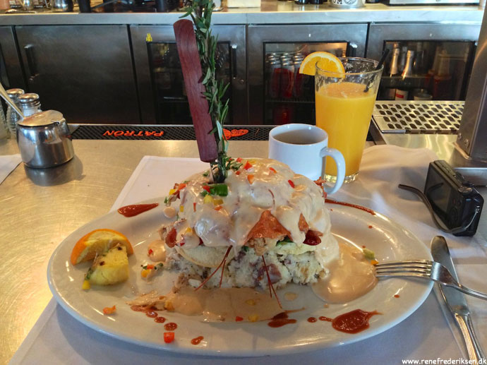 Monster-morgenmad og timelapse