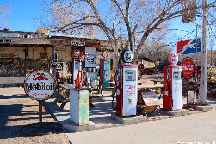 Route 66 og BBQ