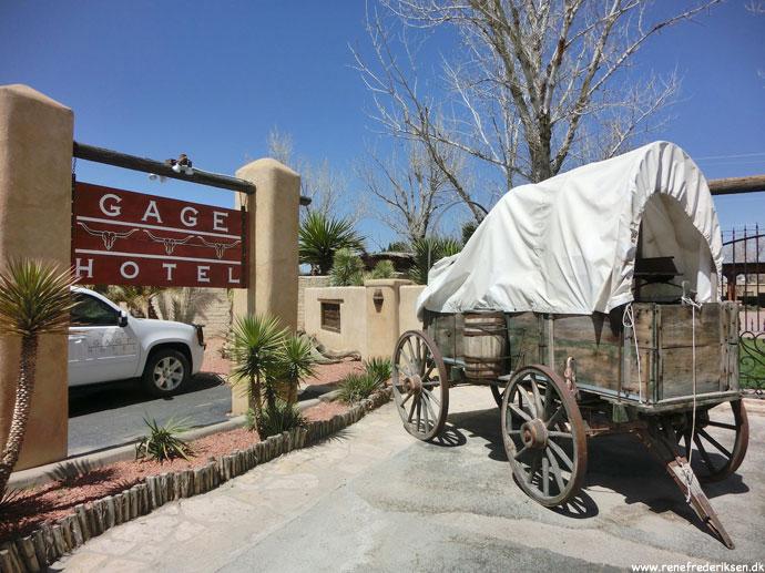 Amistad, identitetstjek og lækkert hotel i Marathon