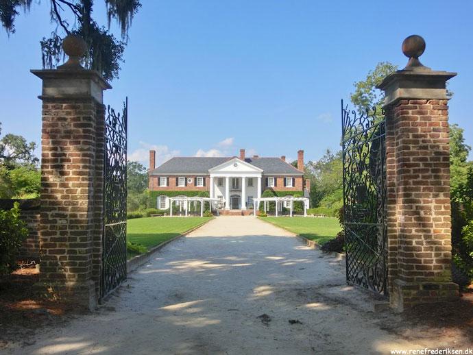 Boone Hall Plantage, South Carolina