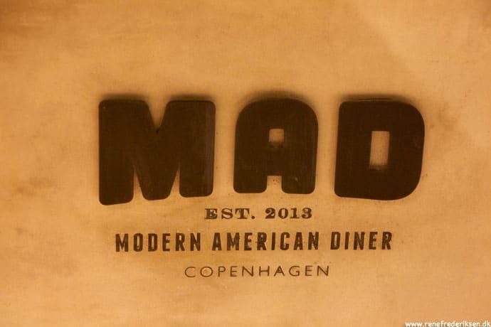 Modern American Diner åbner snart