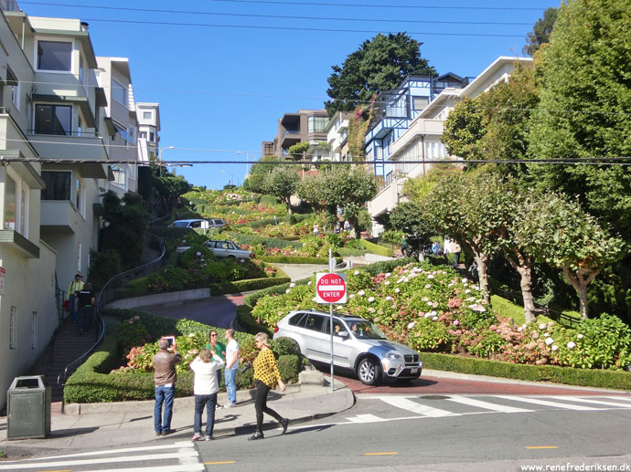 Lombard Street - The Crooked Street