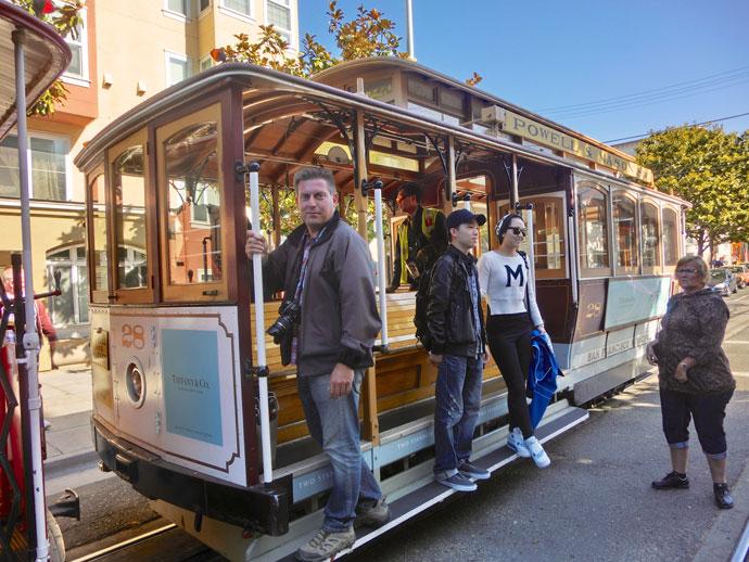 Sporvogne i San Francisco