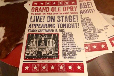 Grand Ole Opry Nashville og Backstage Tour