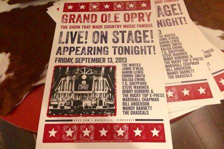 Grand Ole Opry Nashville og Backstage Tour