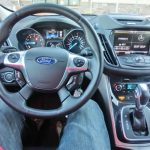 Bagageplads i Ford Escape SUV