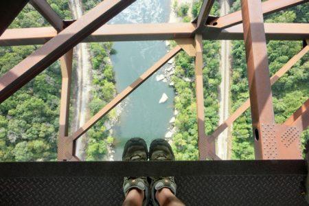 Bridge Walk over New River Gorge