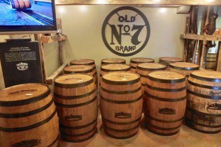 Jack Daniel's Tour og Lynchburg