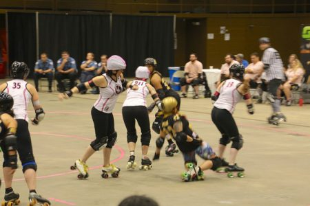 Roller Derby i North Carolina