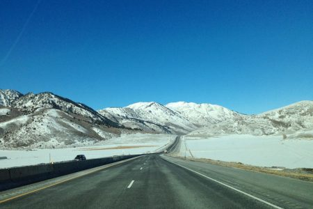 Salt Lake City til Jackson, Wyoming