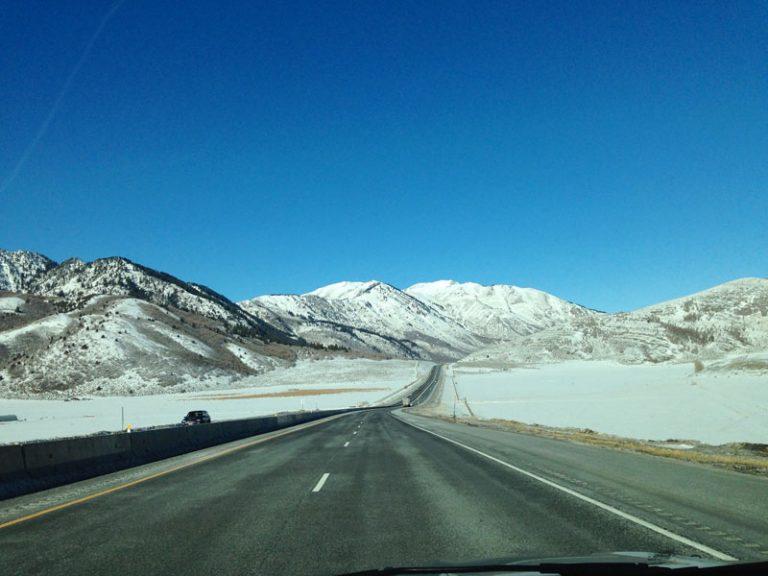 Salt Lake City til Jackson, Wyoming