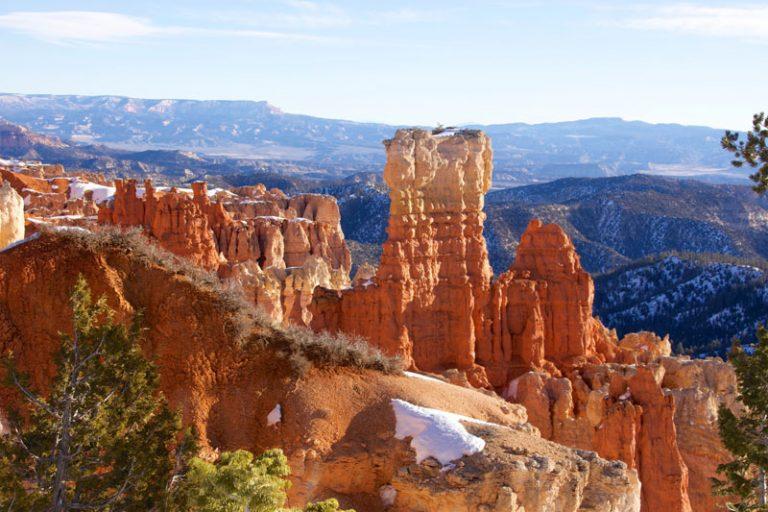 Bryce Canyon National Park i Utah