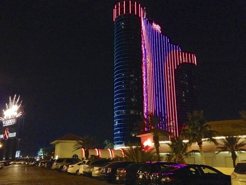 Rio hotel in Las Vegas.