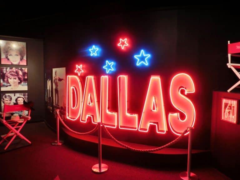 Southfork Ranch – tv-serien Dallas