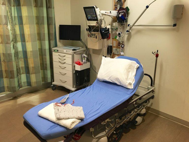 Lægehjælp og hospitalsbesøg i USA