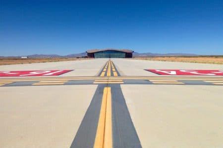 Spaceport America – fremtidens rumfart
